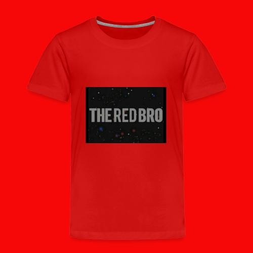 The Red Bro Merchandise - Toddler Premium T-Shirt