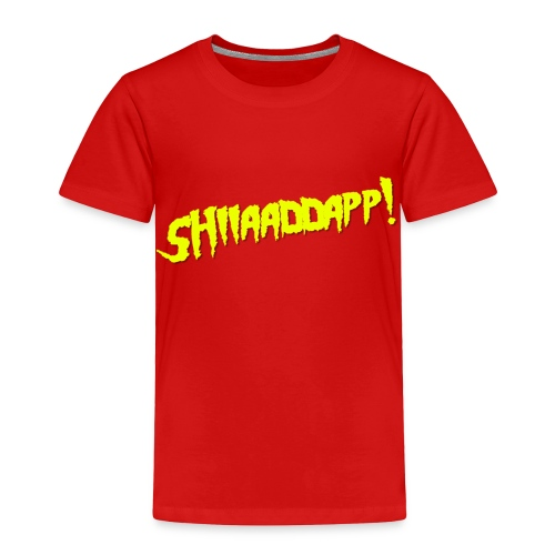 SHIIAADDAPP - Toddler Premium T-Shirt