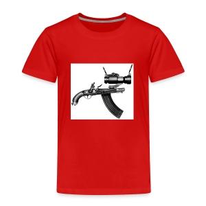 Ugly Gun - Toddler Premium T-Shirt