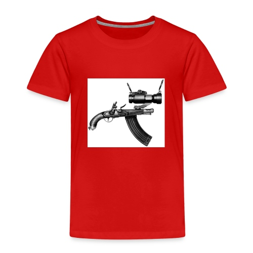 Ugly Gun - Toddler Premium T-Shirt