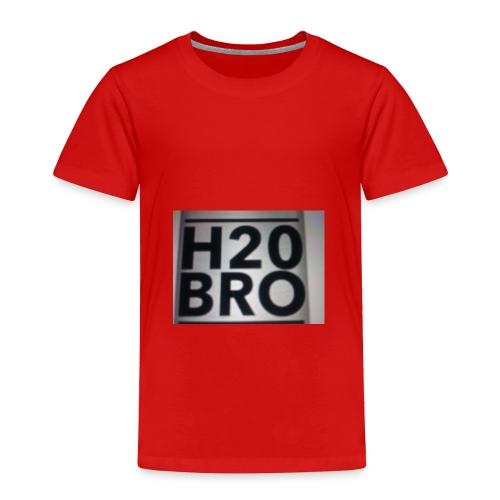 Red tee - Toddler Premium T-Shirt