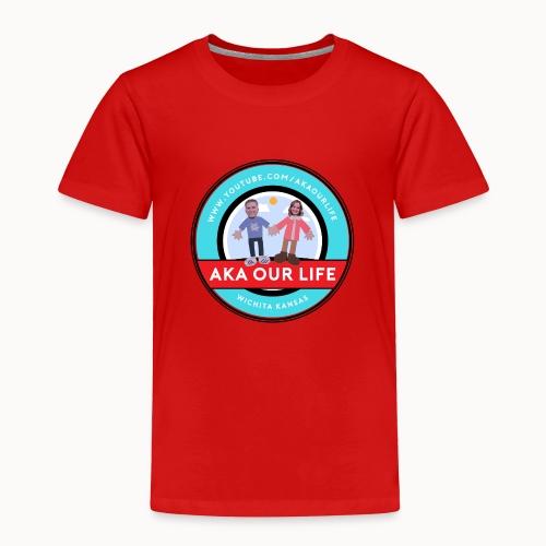 AKA Our Life - Toddler Premium T-Shirt