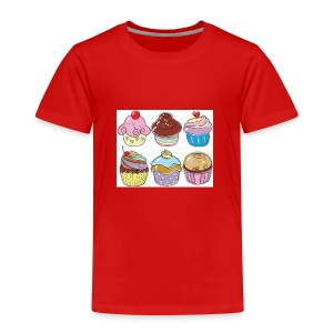 cupcakes - Toddler Premium T-Shirt