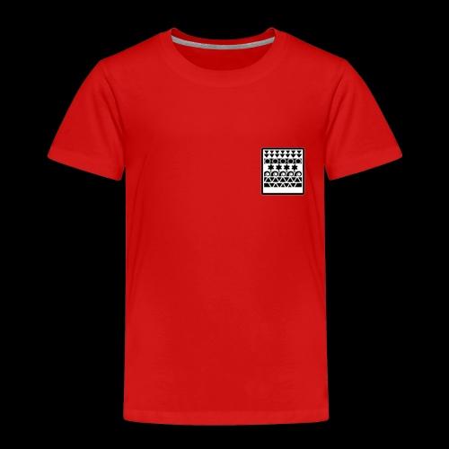 t-shirt bolso mandala - Toddler Premium T-Shirt