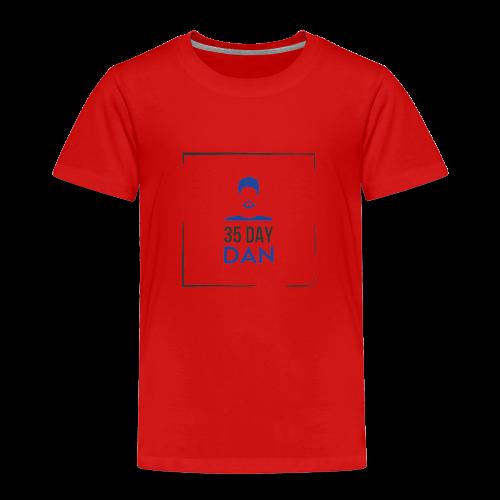 35DD Male - Toddler Premium T-Shirt