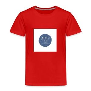 One Dish LA 1 1 - Toddler Premium T-Shirt