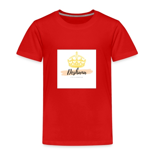 Deshana - Toddler Premium T-Shirt