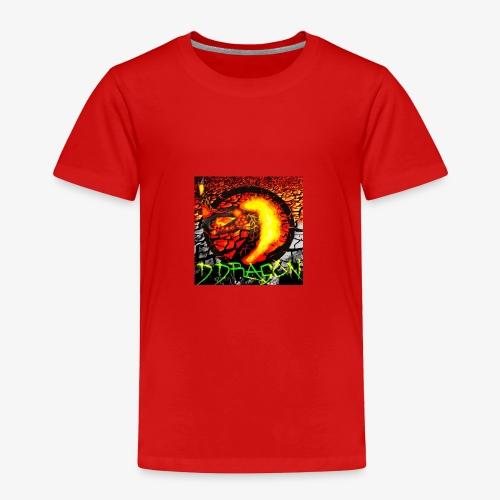Damian Dragon Logo - Toddler Premium T-Shirt