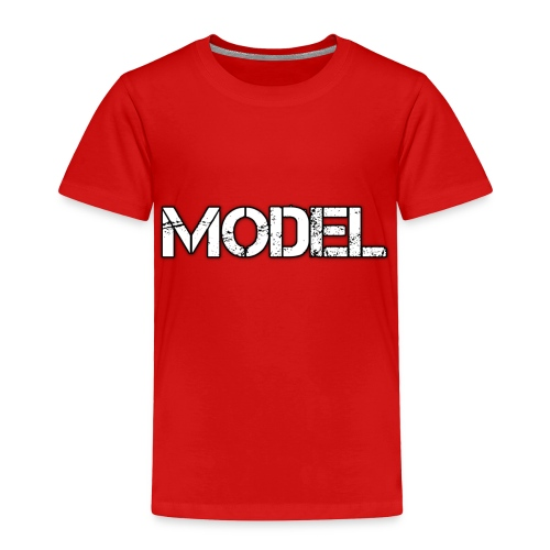 MODEL - Toddler Premium T-Shirt