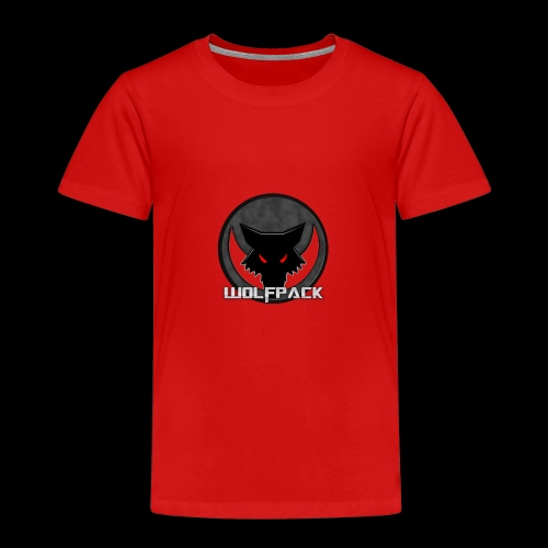 WolfPack Production - Toddler Premium T-Shirt