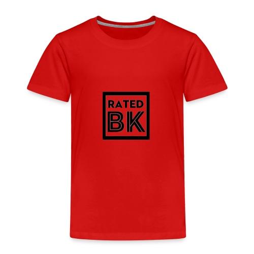 Rated BK - Toddler Premium T-Shirt