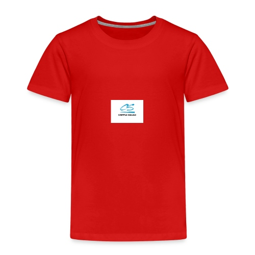 CS Merch - Toddler Premium T-Shirt