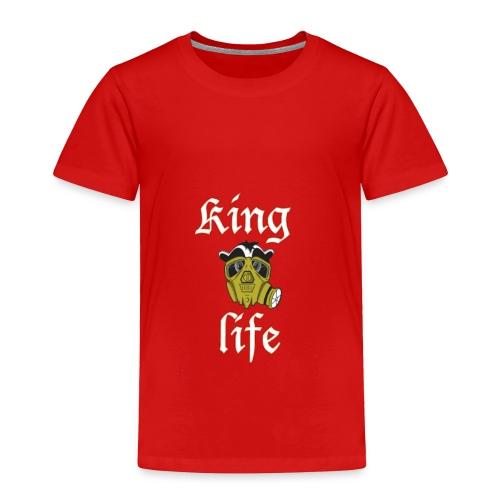 King manfan - Toddler Premium T-Shirt