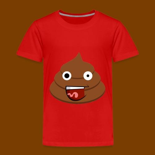 Poop Logo - Toddler Premium T-Shirt