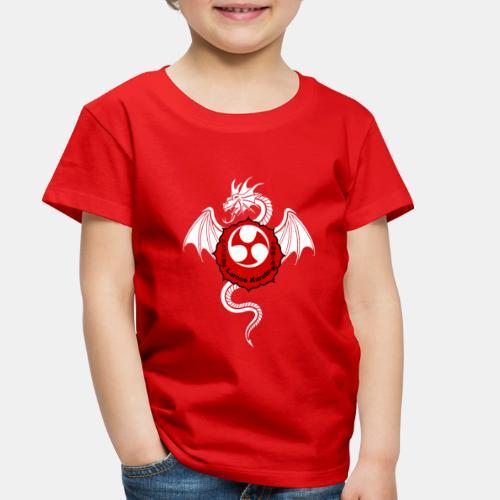 Dragon (W) - Larose Karate - Design Contest 2017 - Toddler Premium T-Shirt