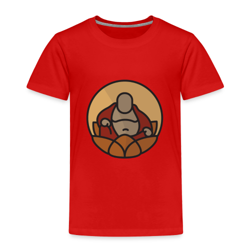 AMERICAN BUDDHA CO. COLOR - Toddler Premium T-Shirt