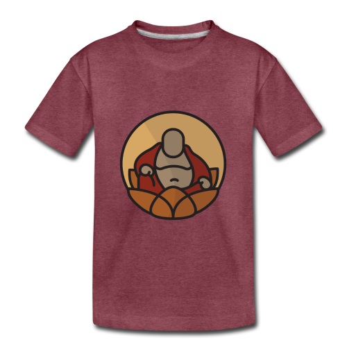 AMERICAN BUDDHA CO. COLOR - Toddler Premium T-Shirt