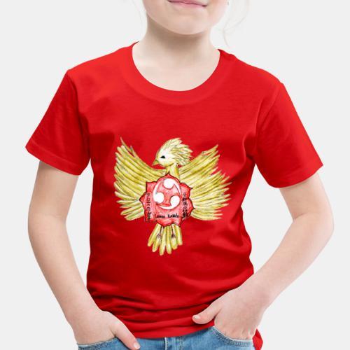 Phoenix - Larose Karate - Winning Design 2018 - Toddler Premium T-Shirt