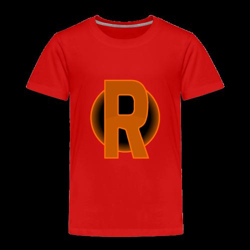 cmdr rithwald logo - Toddler Premium T-Shirt