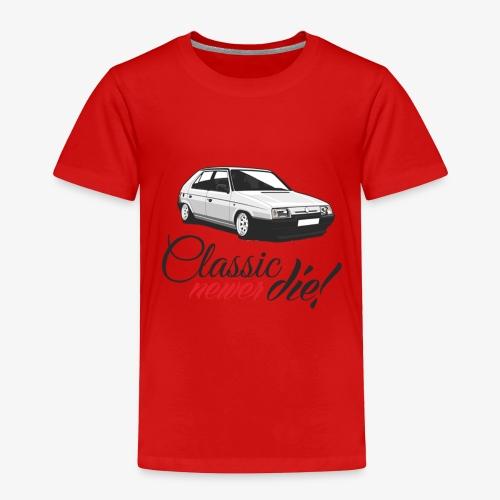 Favorit classic newer die - Toddler Premium T-Shirt