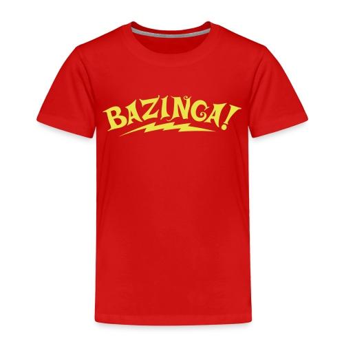 baxsinga 1 color - Toddler Premium T-Shirt