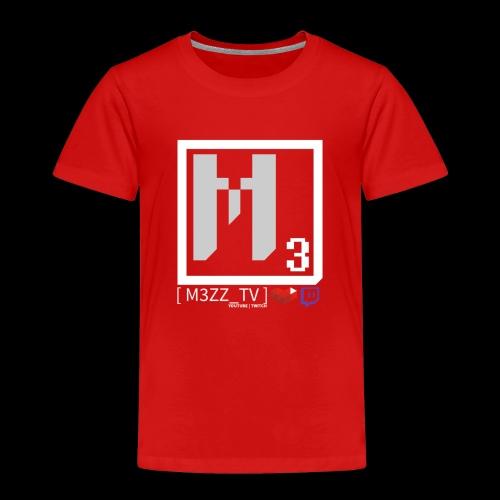 M3ZZ TV SOCIAL NETWORKS LIGHT - Toddler Premium T-Shirt