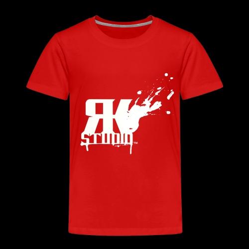 RKStudio White Logo Version - Toddler Premium T-Shirt