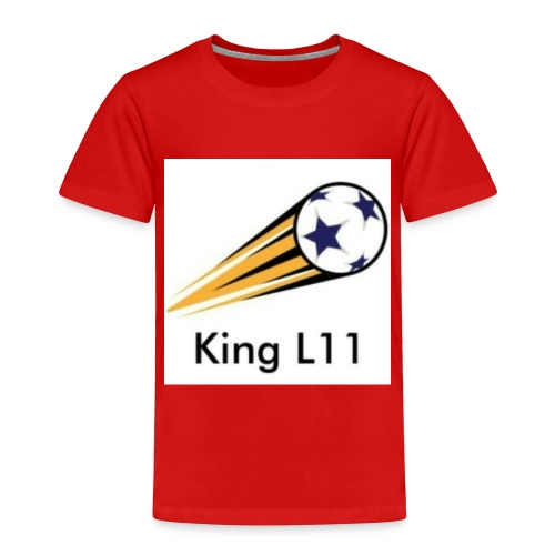 King L11 - Toddler Premium T-Shirt