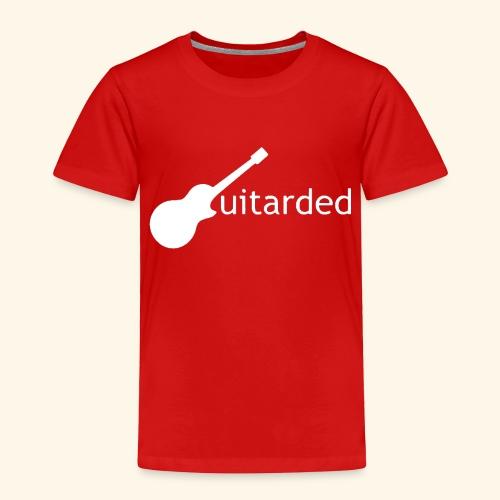 Guitarded - Toddler Premium T-Shirt