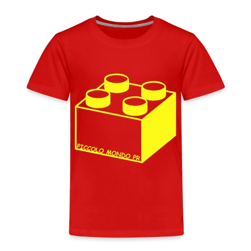 legoblock - Toddler Premium T-Shirt
