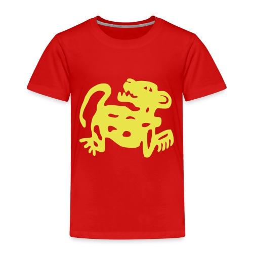 Red Jaguars - Toddler Premium T-Shirt