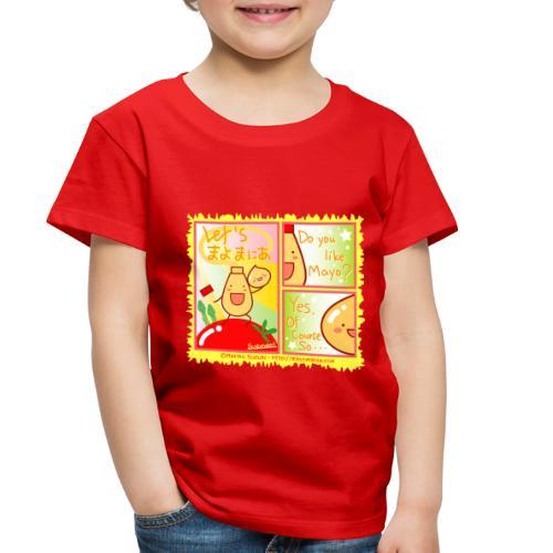 Mayo Comic - Toddler Premium T-Shirt