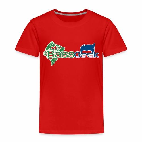 BassGeek Logo - Toddler Premium T-Shirt