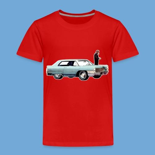 Cadillac 1965 - Full color. - Toddler Premium T-Shirt