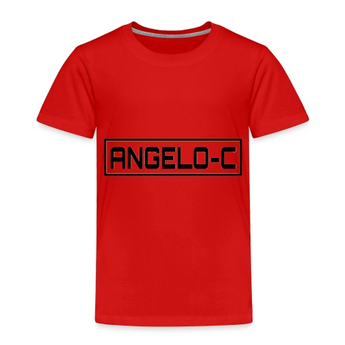 red angelo clifford shirt - Toddler Premium T-Shirt