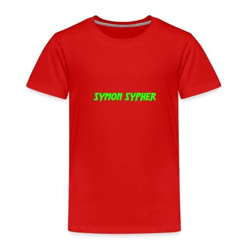 symon sypher - Toddler Premium T-Shirt