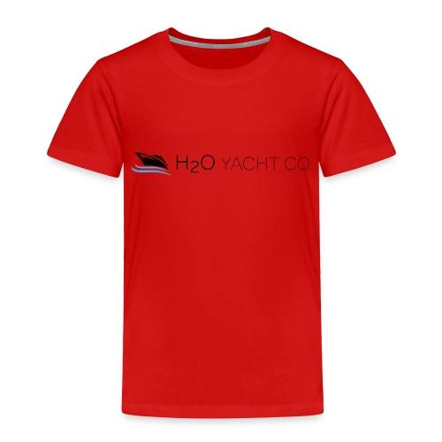 H2O Yacht Co. - Toddler Premium T-Shirt