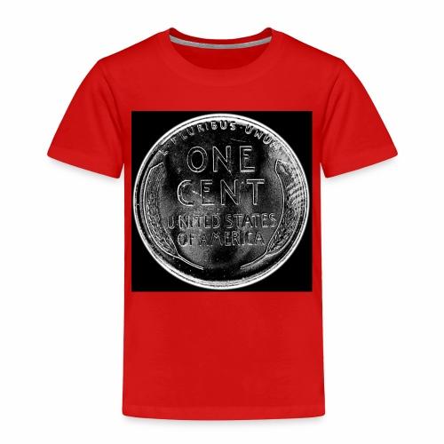wheat back - Toddler Premium T-Shirt