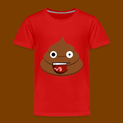 Poop Logo - Toddler Premium T-Shirt