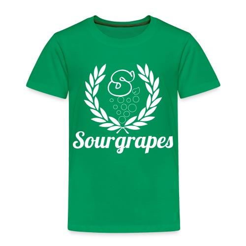 Soul of Grapes - Toddler Premium T-Shirt