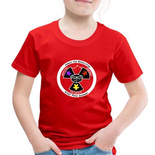 Pikes Peak Gamers Convention 2019 - Clothing - Toddler Premium T-Shirt