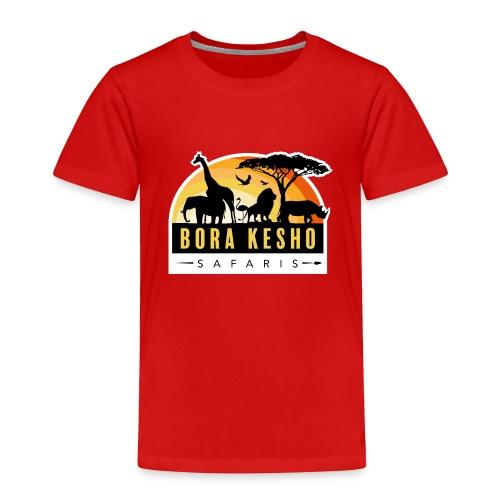 Bora Kesho Safaris - Toddler Premium T-Shirt