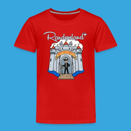 Castle Shirt - Toddler Premium T-Shirt