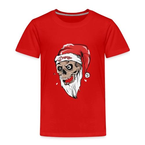 santskull - Toddler Premium T-Shirt