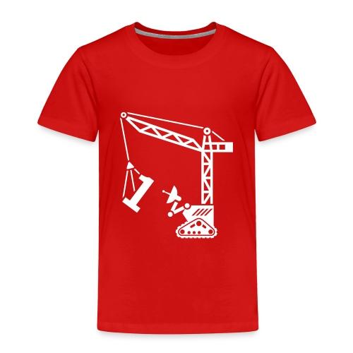 robot 3a - Toddler Premium T-Shirt