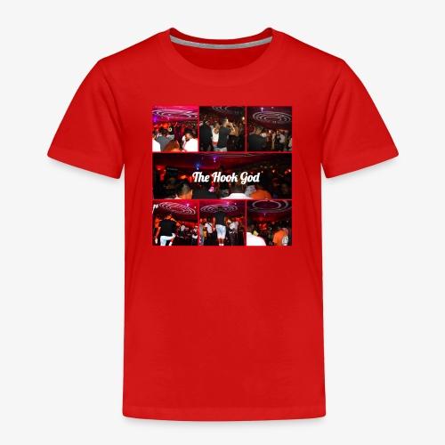 The Hook God - Toddler Premium T-Shirt