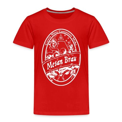 mesanbraucthsingle - Toddler Premium T-Shirt