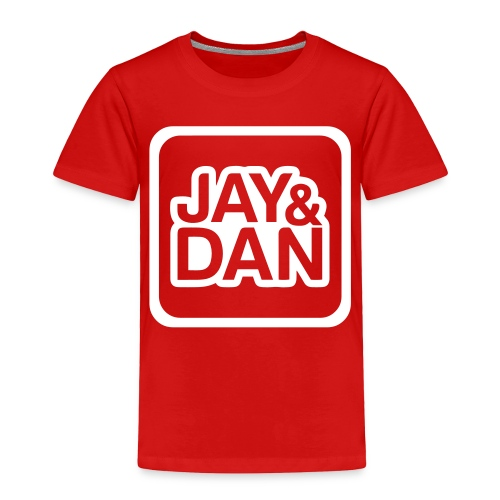 Jay and Dan Baby & Toddler Shirts - Toddler Premium T-Shirt