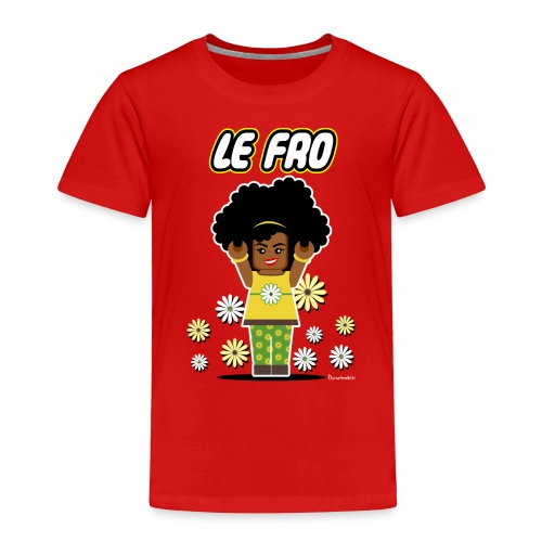 Le Fro KIDS - Toddler Premium T-Shirt