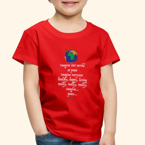 ImagineWH - Toddler Premium T-Shirt